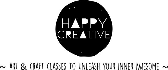Happy Creative – Art & Craft Studio